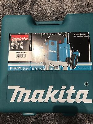 Makita Router RP2301FCXK 1/2  Plunge Router With Carry Case 240v • 290£