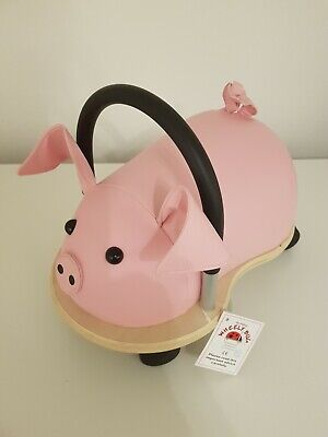Wheely Bug Age 1+. Ride On Toy. Pink Pig Wheely Bug. New With Tags. • 60£