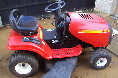 Rally (Husqvarna Group) Ride On Mower - Local Delivery Available  • 600£