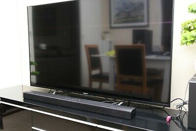Sony 55 Inch 4k Smart TV 55x8509c Android Rare 3d TV  • 495£
