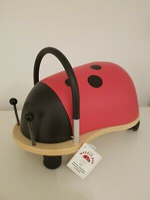 Wheely Bug Age 3+. Ride On Toy. Ladybird Wheely Bug. New With Tags. • 70£