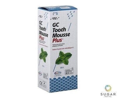 AU32 • Buy Tooth Mousse Plus, Mint, Free Shipping