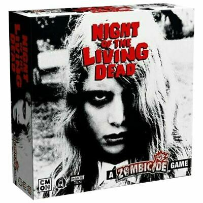 AU125 • Buy Zombicide Night Of The Living Dead Board Game Brand New