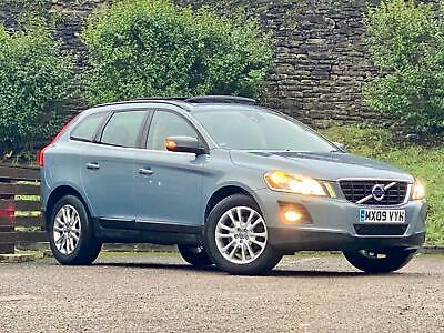 2009 Volvo XC60 2.4 D5 SE Lux Geartronic AWD 5dr SUV Diesel Automatic • 4,974£