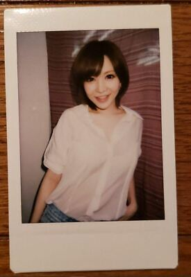 $ CDN69.11 • Buy Yuria Satomi Cheki Photo First Come First Served Only One 2221