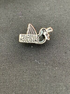 Peaceful Hooligan Pin Badge  • 5.50£