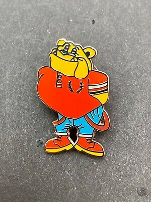 Bulldog  England  Hooligan Pin Badge • 3.50£