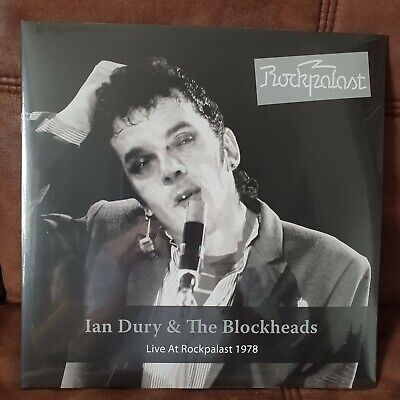 Ian Dury And The Blockheads Live At Rockpalast 1978 Vinyl • 14£