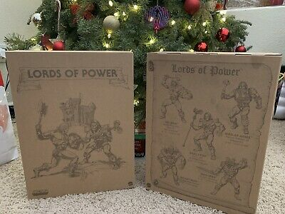 $450 • Buy Masters Of The Universe Lords Of Power 2020 PowerCon Exclusive Origins 5 Figures