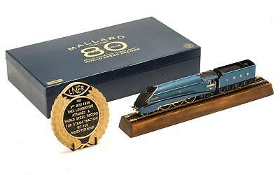 Hornby R3612 LNER A4 Class 4468 Mallard Limited Ed Anniversary Pack Gold Plated • 199.99£