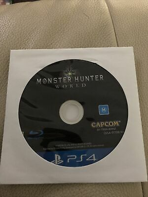 AU35 • Buy Monster Hunter World Ps4