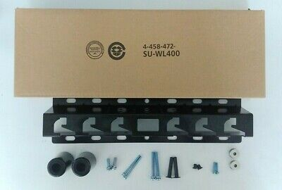 AU51.48 • Buy For SONY TV SU-WL400 ULTRA SLIM WALL MOUNT  32 -60  KD-55X9200A(upgrade Version)