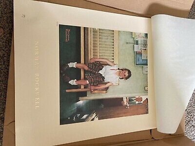 $ CDN63.80 • Buy Norman Rockwell Lithograph  The Shiner  Hand Numbered Ltd Ed
