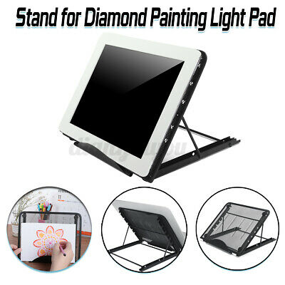 £7.99 • Buy Foldable Stand Holder For DIY Diamond Painting Pad Damond Painting Accessories