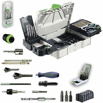Festool Centrotec Installation Package T-Loc 2010 497628 Drill Accessories Set • 466.07£