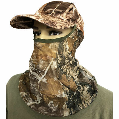 £8 • Buy Camouflage Face Mask Hunting, Shooting, Wildlife Photography, Pigeon Decoy Camo