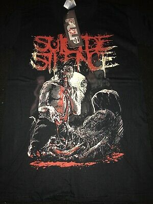 Suicide Silence T Shirt Size S New With Tags  • 10£