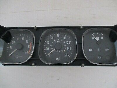 AU1250 • Buy HOLDEN LH TORANA  TACHO SPORTS DASH INSTRUMENT CLUSTER Slr