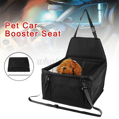 £12.96 • Buy Car Travel Cage Booster Belt Carrier Bag Seat Puppy Pet Dog Protector Waterproof