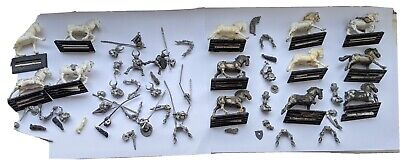 Warhammer Fantasy Battle Empire Cavalry, 1990's Metal And Plastic Figures. • 6.95£