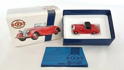 Matchbox Dinky Collection - DY-S 17, 1939 Triumph Dolomite - Special Edition. • 0.99£