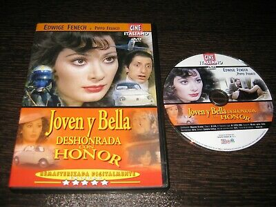 Youth Y Bella Dishonoured With Bridesmaid DVD Edwige Fenech Pippo Franco • 9.32£
