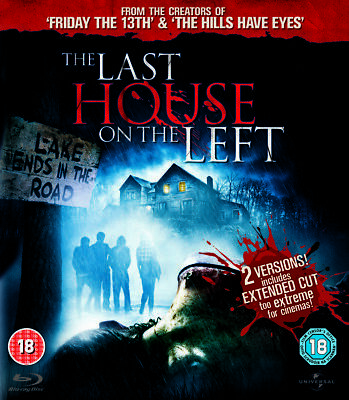 £9.99 • Buy The Last House On The Left - Extended Version Blu-Ray   Wes Craven