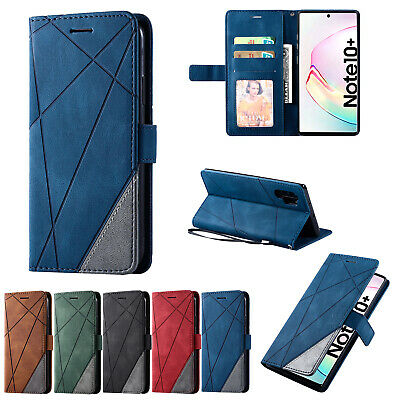 AU8.99 • Buy Stand Flip Card Holder Leather Case Cover For Samsung S20 FE Note 20 S20 10 9 8