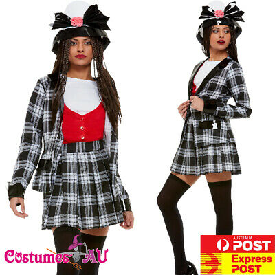AU61.74 • Buy Ladies Clueless Dionne Costume Davenport Jacket 90s 1990s TV Film Fancy Dress