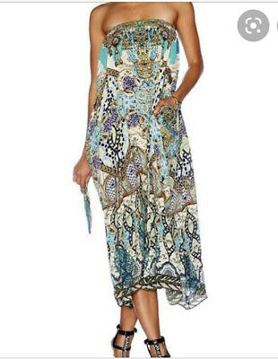 AU169.99 • Buy Camilla Franks Meet Me In Casablanca Dress Or Skirt Size 10 1 Small $4 EXPRESS