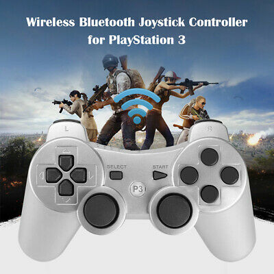 For PlayStation 3 Bluetooth Gamepad Dual Vibration Game Controller For PS3 UK • 8.59£