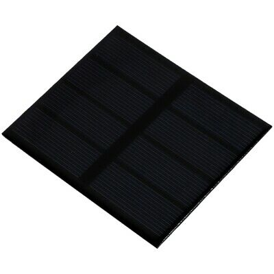 AU8.65 • Buy 2X(NEW 2V Mini DIY Solar Panel Module For Light Battery Cell Phone Toy CharL8W6)