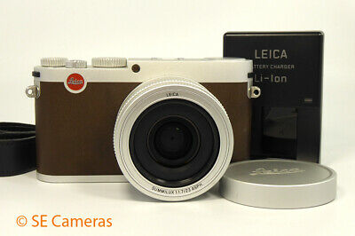 Leica X Typ 113 Digital Camera Summilux Lens *near Mint* • 789.99£
