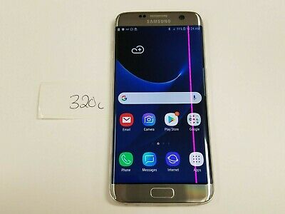 $ CDN101.24 • Buy  Samsung Galaxy S7 Edge SM-G935P - 32GB - Silver (Sprint-Unlocked) (320c)