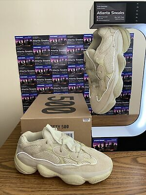 $ CDN335.41 • Buy Size 10 - Adidas Yeezy 500 Super Moon Yellow 2017 VNDS OG ALL FROM GOAT 🐐