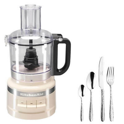 View Details KitchenAid 1.7L Almond Cream Food Processor With FREE Gift • 118.99£