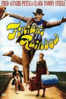 Finians Rainbow. Movie Dvd.fred Astaire.tommy Steele • 2.75£