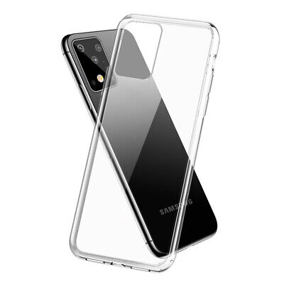 $ CDN3.25 • Buy Shockproof Clear Silicone Case Cover For Samsung Galaxy A52 A72 S21 S20 Note 20