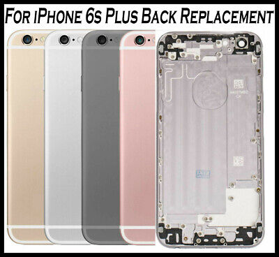 £12.49 • Buy Iphone 6s Plus All Colors Metal Chassis Rear Replacement Housing Back Cover Case