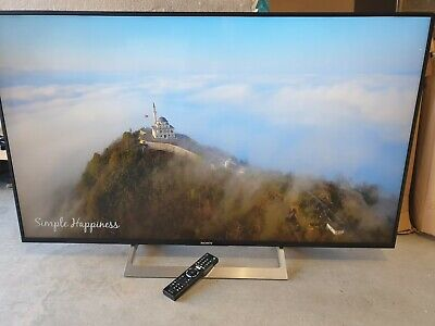 Sony KD-55XF8096BU 55  2160p 4K Ultra HD Smart Android TV Television • 102£