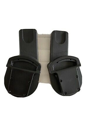 Cybex Aton Car Seat Adaptors For Mama And Papas  Sola Pushchair • 5£