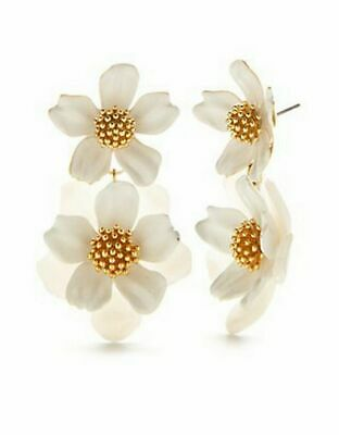 $ CDN36.34 • Buy Kate Spade Mosaic Drop Flower Earrings