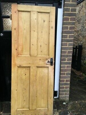Interior Wooden Door • 10£
