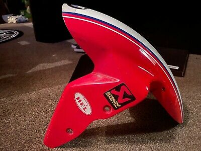 BMW S1000rr  Race Bike  Front Mudguard Approx 2016 • 20£