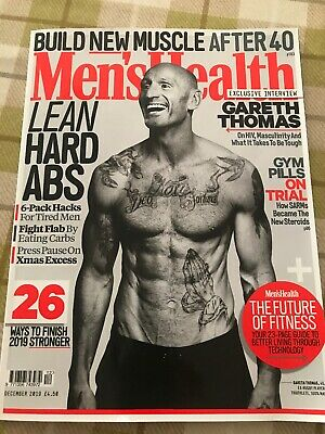 Mens Health Magazine  • 0.99£