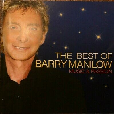 Barry Manilow - Music And Passion The Best Of - CD Album  • 2£