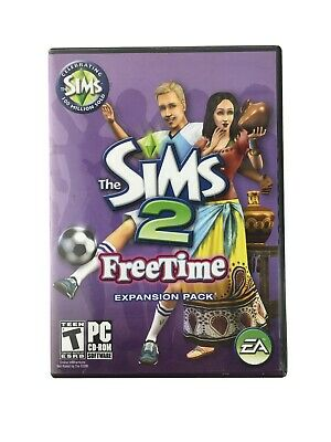 £14.16 • Buy The Sims 2 FreeTime Expansion Pack With Key Code PC CD ROM Windows 2008
