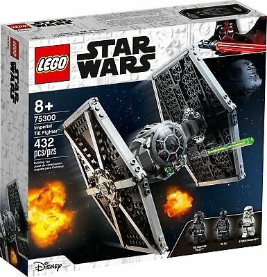 AU64.50 • Buy LEGO 75300 Star Wars Imperial TIE Fighter - BRAND NEW SEALED