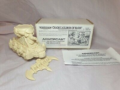 AU280 • Buy L41) Armorcast Cauldron Of Blood With Box Khorne 40k AoS Chaos Marines Warhammer