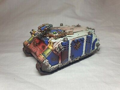 AU58 • Buy L77) Rhino Khorne World Eaters 40k AoS Chaos Marines Warhammer